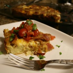 Bacon & Egg Casserole