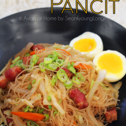 Bacon Pancit