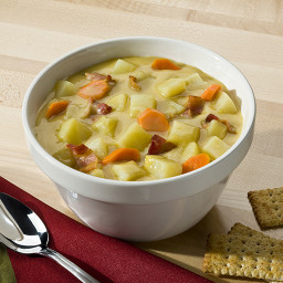 Bacon & Potato Chowder