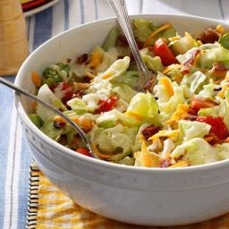 Bacon-Tomato Salad Recipe