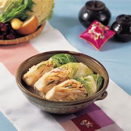 Baek-kimchi / White Kimchi