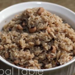 Bajan Peas n' Rice