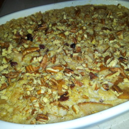 Baked Apple & Pear Oatmeal