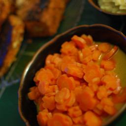 Baked Carrots