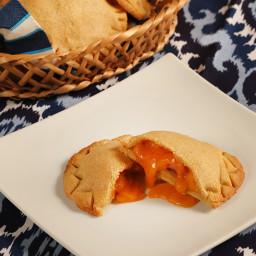 Baked Cheddar Cheese & Ham Empanadas