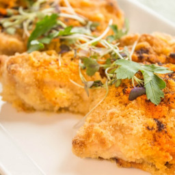 Baked Chicken Breasts With Dijon Mustard