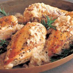 Baked Chicken with Vidalia Onion Sauce
