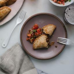 Baked Empanadas Recipe Argentinian-Style