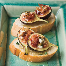 Canapes and Bruschetta recipes