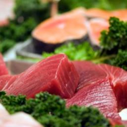 Baked Fresh Tuna