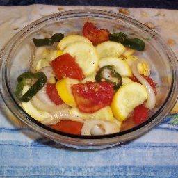 Baked Garden Vegetables
