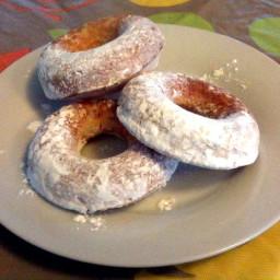 Baked Italian Donuts