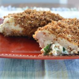 Baked Jalapeño Popper Chicken