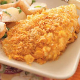 Baked Parmesan Roughy Recipe