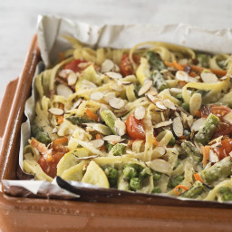 Baked Pasta Primavera