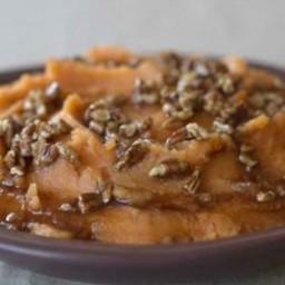 Baked Pecan Yams