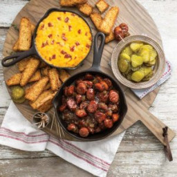 Baked Pimiento Cheese