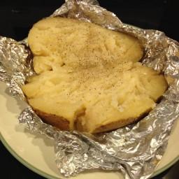 Baked Potatoes (Crockpot)