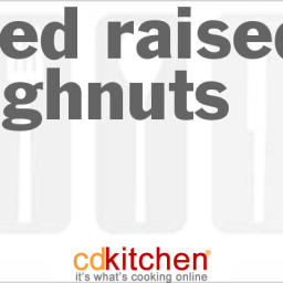 Baked Raised Doughnuts