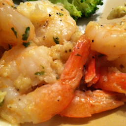 Baked Shrimp Scampi Appetizers