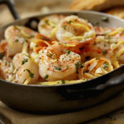 Baked Shrimp Scampi is an Elegant and Easy Meal