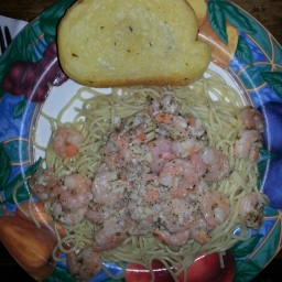 Baked Shrimp Scampi Recipe 4pts