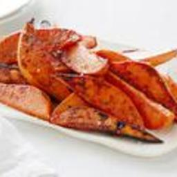 Baked Sweet Potato Fries (Ina Garten)