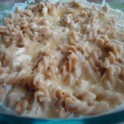 Baked Three Cheese Chicken Pasta - a Make Ahead Meal