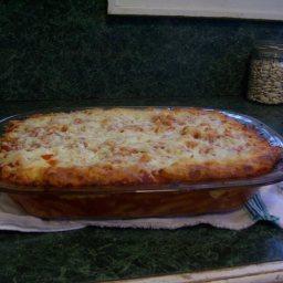 Baked Ziti with Ricotta Cheese
