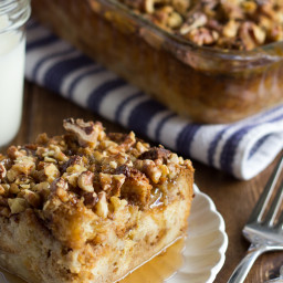Baked Buttermilk French Toast Casserole