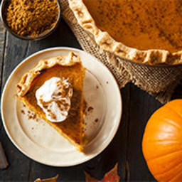 BakedPumpkin Cheesecake
