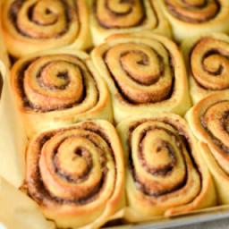 Bakery Style Cinnamon Rolls