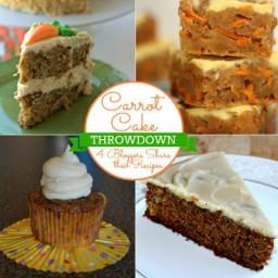 {Bakery Style} Carrot Cake Cheesecake Cake