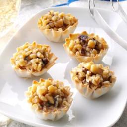 Baklava Tartlets Recipe