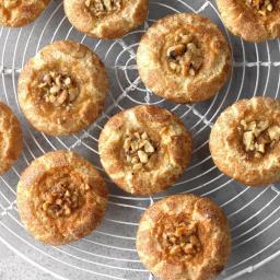 Baklava Thumbprint Cookie