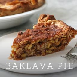 Baklava Pie