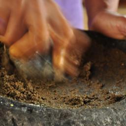Balinese Boreh Scrub Recipe