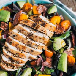 Balsamic Chicken Salad Recipe