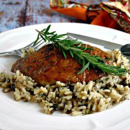 Balsamic Pork Chops