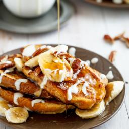 Banana Bread French Toast