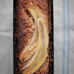 Banana Bread (Gluten-Free)