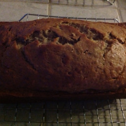 Banana Bread (One Loaf)