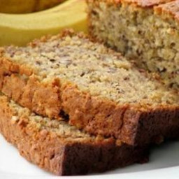 Banana Oatmeal Bread