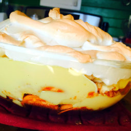 Banana Pudding (A Red Rhode Farm Recipe)