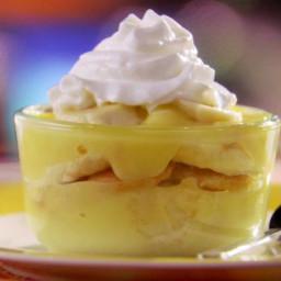 Bananarama Wafer Pudding