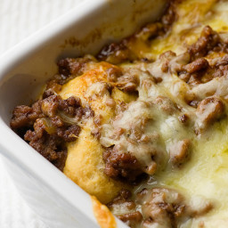 Barbecue Casserole