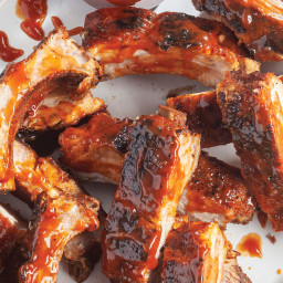 Barbecue Root Beer Ribs