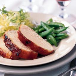 Barbecued Pork Loin