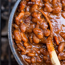 Barbeque Baked Beans