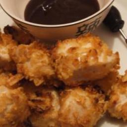 Barbeque Chicken Bites